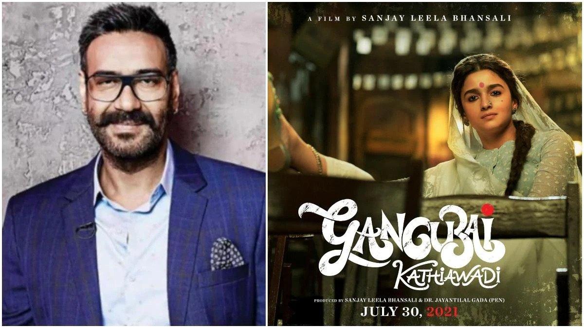 Ajay Devgan joins the team of Gangubai Kathiawadi, Reunion Happens after 22 Years
