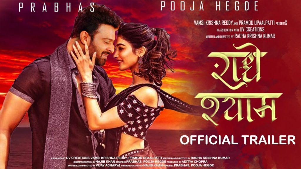 Radhe Shyam Teaser OUT