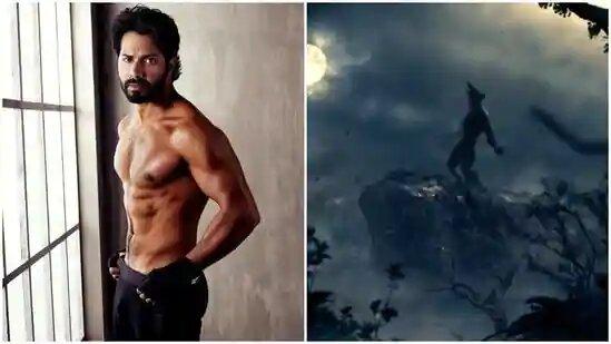 Varun Dhawan Turns into New Character Werewolf