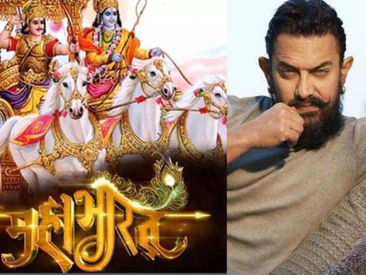 Aamir Khan Generously Passed on his Dream Project Mahabharat to Shah Rukh Khan