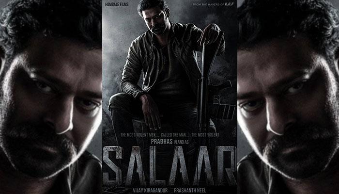 Saalar unveiled the Release Date of the film, Salaar Releasing on April 14, 2022 in Cinemas