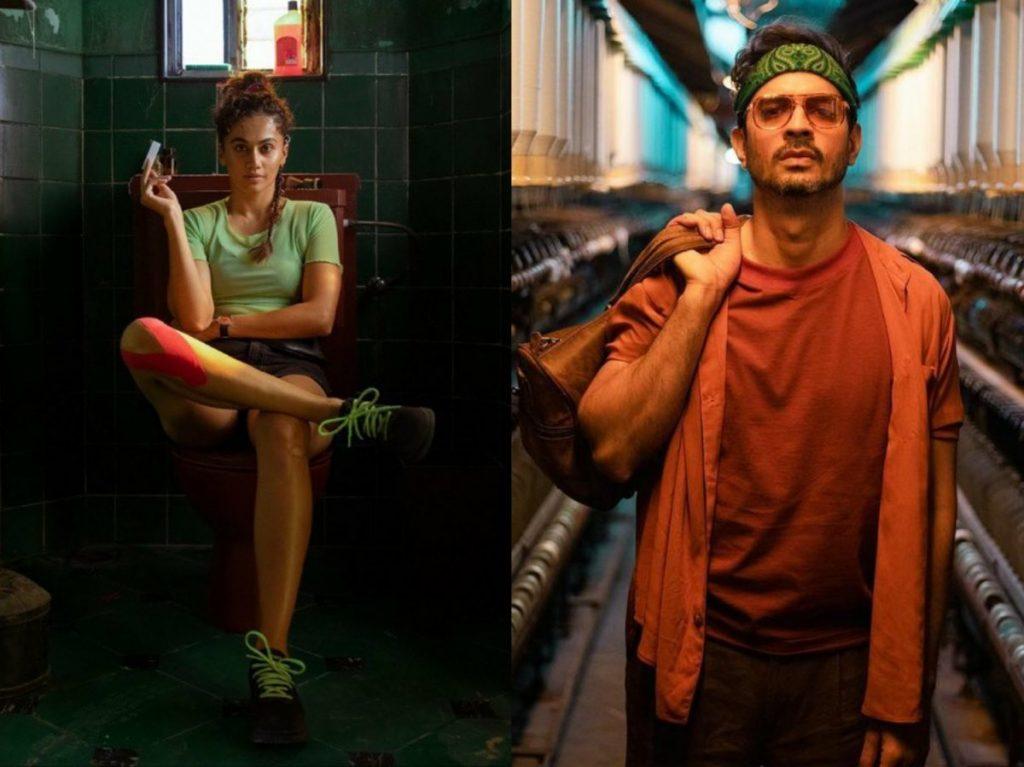 Taapsee Pannu and Tahir Raj Bhasin starrer Looop Lapeta Final Release Date OUT! October 22, 2021