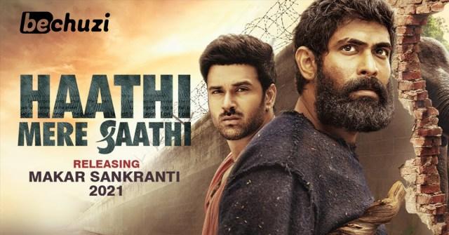 Vishnu Vishal joins Rana Daggubati for Hathi Mere Sathi Tamil and Telugu versions