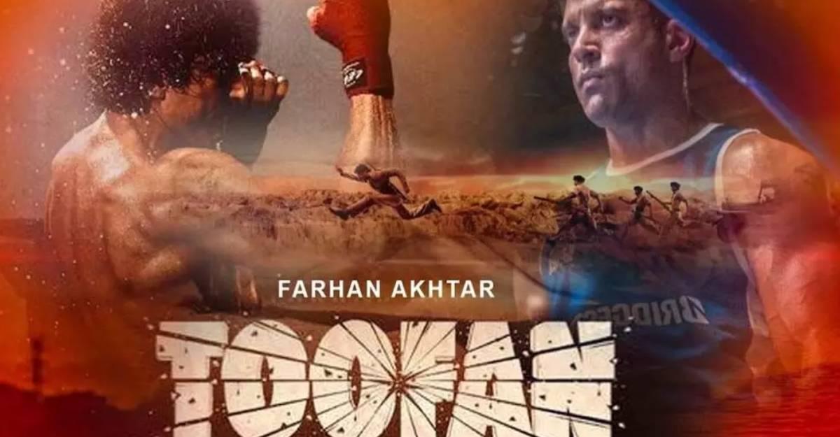 Farhan Akhtar's Toofaan trailer out