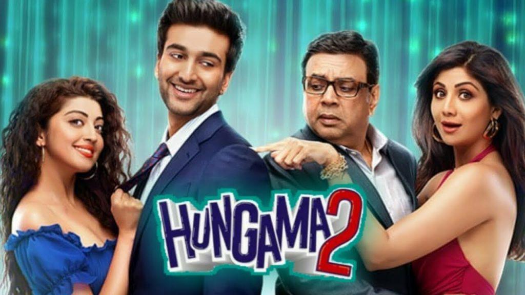 Hungama 2 trailer out tomorrow