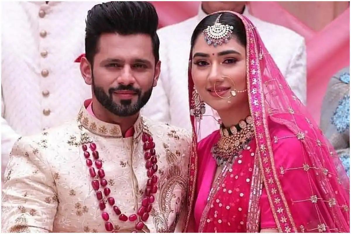 Disha Parmar & Rahul Vaidya are all set to be married on July 16!